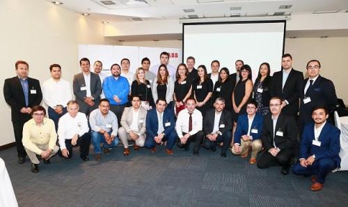 ABB en Chile compartió sus valores en el Contractor's Day