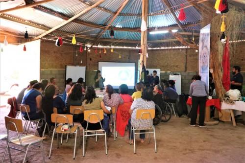 Comunidades indígenas collas junto a Kinross planifican acuerdos voluntarios