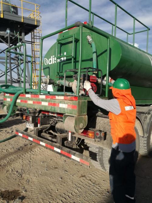 Disal presenta innovadora gestión de residuos en las faenas mineras