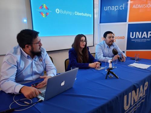 Invitan a la comunidad de Calama a participar en Seminario sobre Bullying y el Ciberacoso
