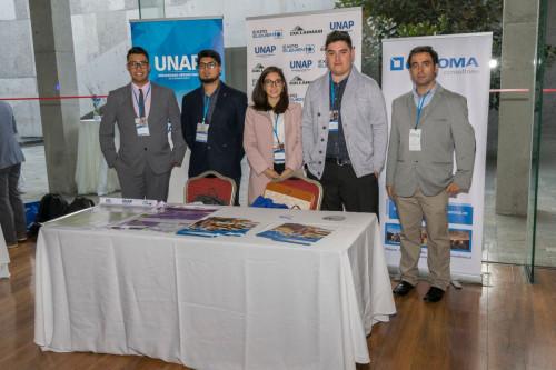 Collahuasi y UNAP destacan la participación estudiantes becados en Expo Element 2019