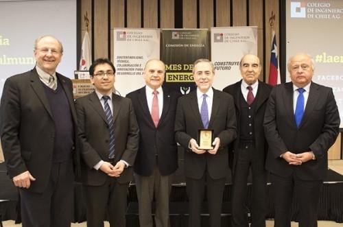 Concluye con éxito XII versión del Mes de la Energía del Colegio de Ingenieros de Chile A.G.: