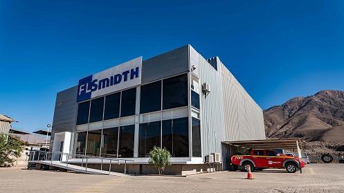 FLSmidth Inauguró Centro de Servicios de 8.000 m2 en Copiapó