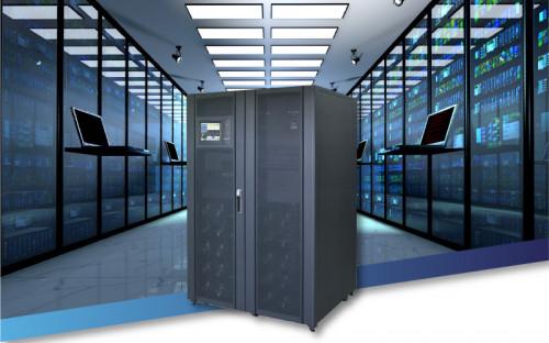 ALLSAI presenta los beneficios de la UPS Modular MS