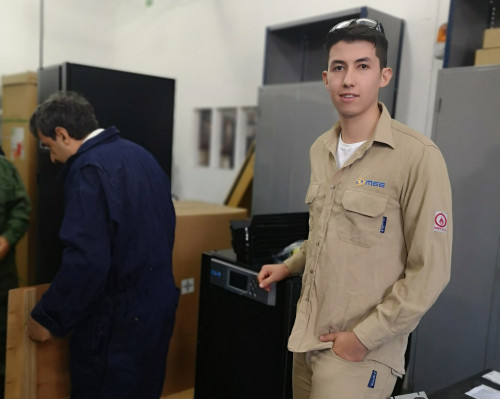 MEE capacitó a su área de servicios en Argentina