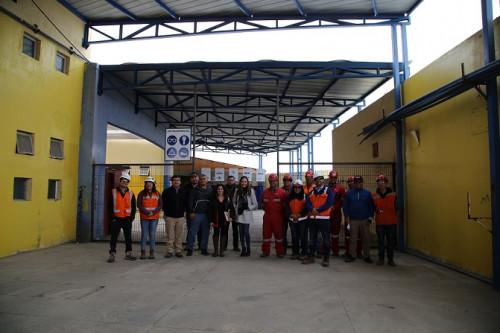 Finning y el Complejo Educacional Juan José Latorre remodelan y modernizan talleres de capacitación del establecimiento