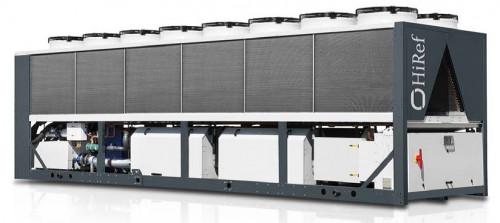 MEE presenta la línea Free Cooling Chillers de su representada HiRef