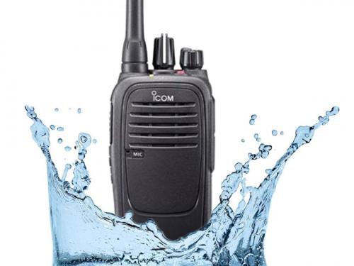 TECTEL destaca la línea de radios sumergibles F1100D de ICOM
