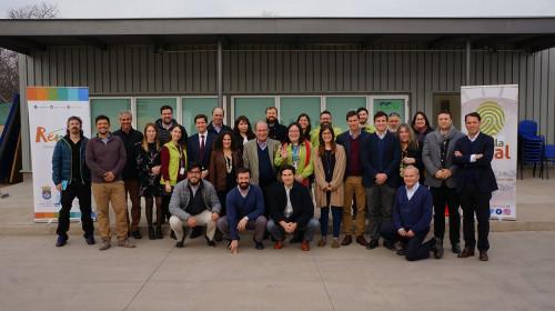 Finning en alianza colaborativa con «Renca 2030»