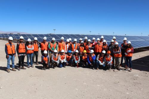 Tratacal apoya proyecto educativo FIC-R sobre Energía Solar en Calama