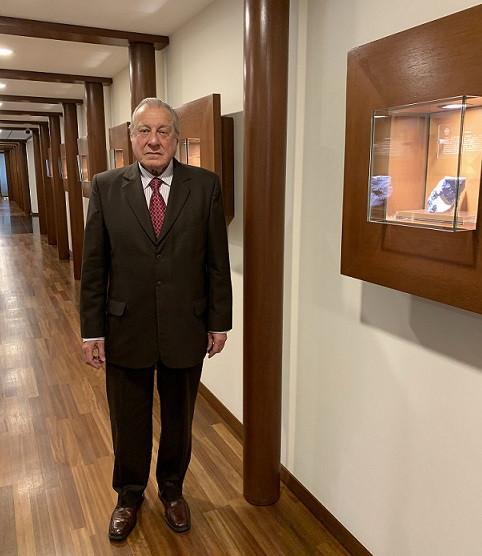 Carlos Gajardo, gerente de Asuntos Internacionales y Medio Ambiente de Sonami: «Me declaro un agradecido de la vida»