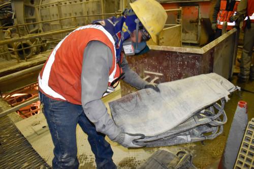 Concentradora de Chuquicamata realiza jornadas semanales de orden y limpieza
