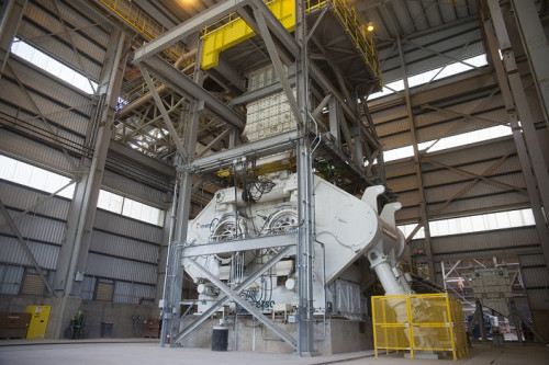 Rodillo Metso de alta presión para molienda mejoran el rendimiento en un 20% comparado con la tecnología HPGR convencional
