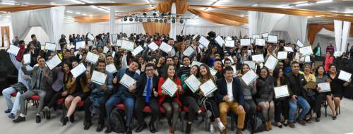 Programa de empleo de Codelco «Yo Juego de Local» sumó a sus primeros 250 egresados de 2019