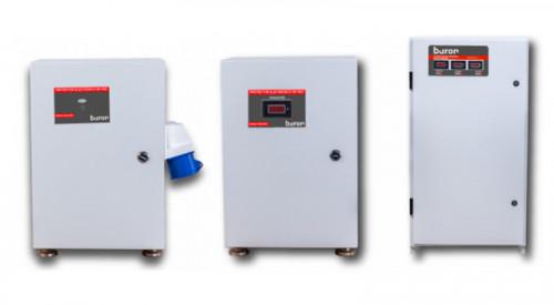 BURON presenta las ventajas de sus estabilizadores de voltaje