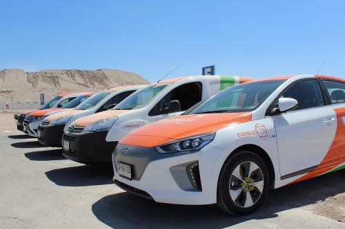 Experiencia de electromovilidad en el Distrito Norte es referente de innovación