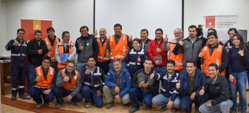Sistema Operativo de Mantenimiento se integra en gerencias de Chuquicamata