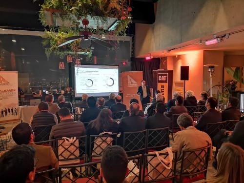 Jorge Piñeros de ABB en Chile: «Las soluciones digitales en un transformador reducen al máximo el riesgo de la operación»