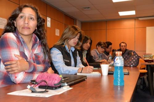 Concentradora de Chuquicamata actualiza conocimientos a sus Comités Paritarios de Higiene y Seguridad