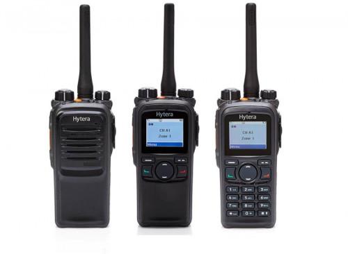 Tectel destaca atributos de radios portátiles de la serie PD7