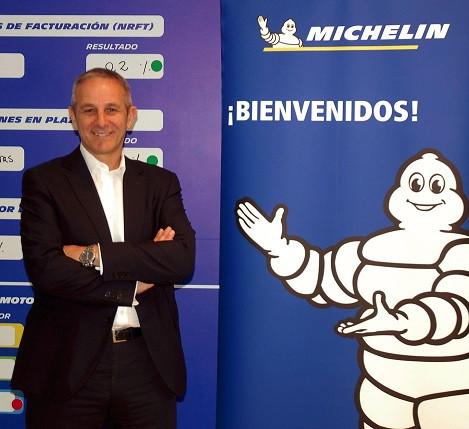 Guillermo Crevatin asume la gerencia general en Michelin Chile