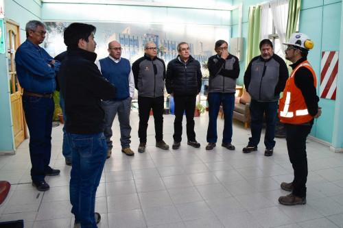 Integrantes de Servicios Metalmecánicos cambian su jornada laboral para sumarse a la Transformación en Chuquicamata