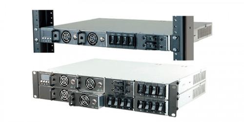 Tectel presenta potente fuente de poder modular de ICT