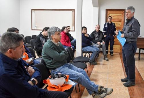 Presidente ejecutivo de Codelco conoció en terreno los rediseños y la transformación de la Fundición Chuquicamata