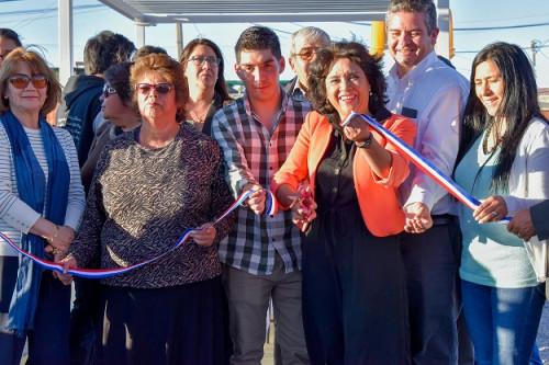Villa Ayquina sector Desco recuperó un nuevo espacio comunitario
