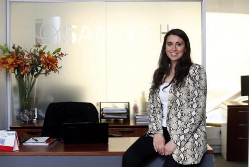 Samtech designa a Camila Concha como gerenta de Recursos Humanos