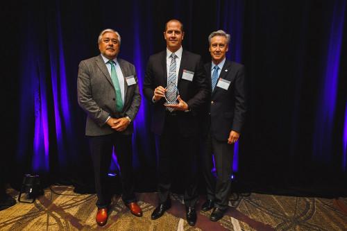 ABB fue reconocido por Bechtel como el mejor proveedor en 2019