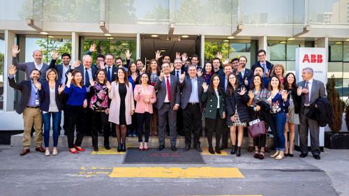 ABB en Chile asume compromiso con la equidad de género empresarial frente a ONU Mujeres