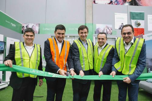 Schneider Electric inaugura nueva planta base que sitúa a Chile como la sede con mayor fuerza productiva en la región