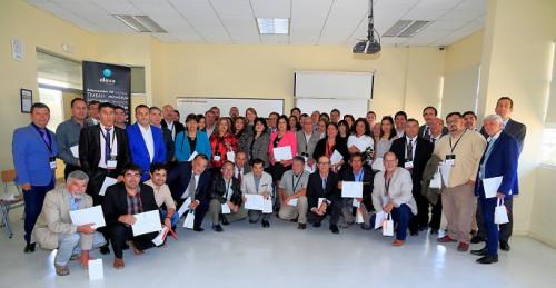 Directores, docentes y líderes intermedios finalizan plan de formación que busca impulsar mejores trayectorias laborales para los jóvenes de la Región de Coquimbo