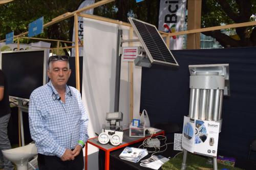 BURON realizó exitosa presentación de sus productos en Feria Conecta de CORFO