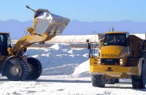 Pese a regalías Corfo productoras locales de litio están entre las más competitivas del mundo