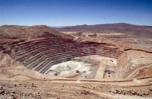 Minera Escondida presenta DIA para proyecto de extracción de áridos