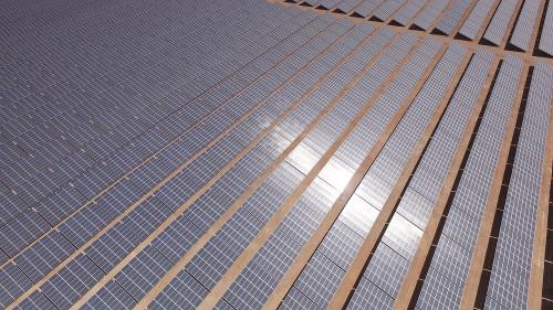 ACCIONA inicia la construcción del Parque Fotovoltaico Usya