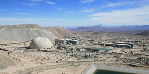 Minera Zaldívar ratifica decisión de no incrementar su tasa actual de extracción de agua subterránea
