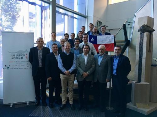 Delegación de la Experiencia Australia 2019 finaliza gira con más de 100 reuniones bilaterales de negocios