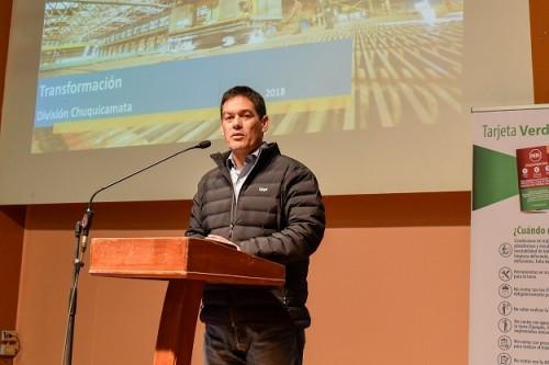 Administración de Chuquicamata valora acuerdos alcanzados con los Sindicatos de Trabajadores 1, 2 y 3