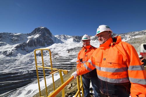 Ministro Prokurica por iniciativa sobre glaciares: «Despachar un proyecto de esta magnitud y profundidad me parece extraordinariamente grave»