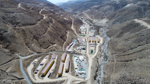 Proyecto Quellaveco «se mantiene bien encaminado»