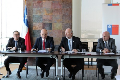 Eduardo Ramírez asume como nuevo director de Fiscalización en Cochilco