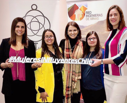RIM Chile y participación femenina: «Pedimos lograr la igualdad de oportunidades para las mujeres en la industria minera»