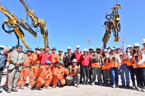 Inauguran Nueva Pampa Camarones: Iniciativa generará más de 1.400 empleos en Arica