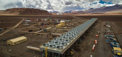 Enel Green Power y ENAP inician expansión de la central geotérmica Cerro Pabellón