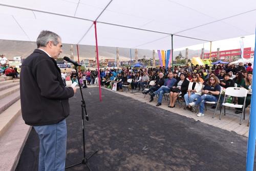 Más de 4.500 asistentes participaron en la fiesta comunitaria «Jugando a ser Minera y Minero» organizada por la AIA
