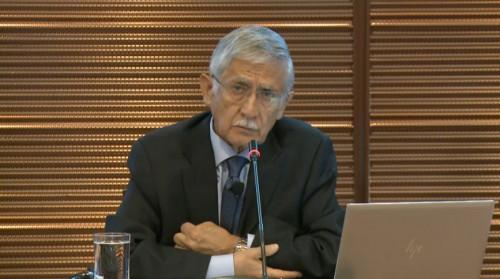 Nelson Pizarro realiza un balance de su gestión en Codelco