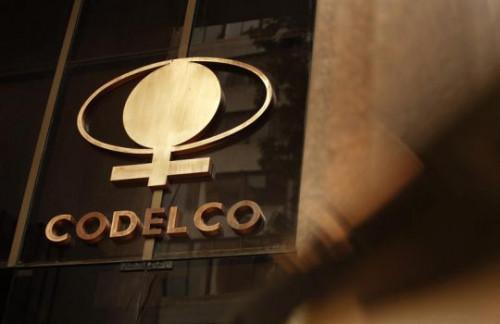 Codelco reporta caída del 74% en sus excedentes totalizando US$318 millones